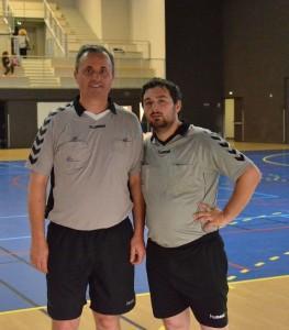 Max et Fred arbitre