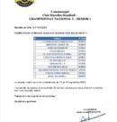N2 Poule 2 – CHAMPIONNAT 2021/2022